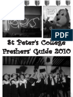 Freshers Guide 2010