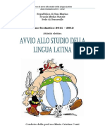 Avviamento Al Latino