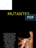 CuerpoHumano Mutantes
