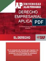 Clase Semana 1 Derecho Empresarial Aplicado Copia