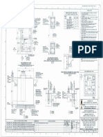 1604-01-DWG-CI-2331 Rev.a Foundation Layout Plan and Sections Crude Oil Return Pump P-1101AB