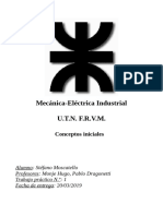 Mecanica Electrica Industrial Practico Numero 1