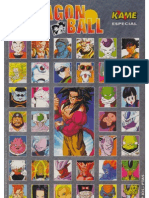 Guia de Personajes Dragon Ball