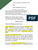 Ficha i - Para Los Lectores