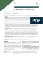 The origin of cancer.pdf
