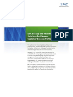 Data Domain VMware Case Studies