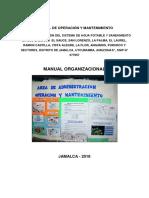 01.- Manual. Organizacional - Cuota Familiar
