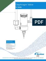 Nordson EFD 752V Maintenance Guide