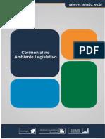 Apostila pdf - Cerimonial no Ambiente Legislativo.pdf
