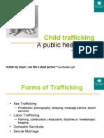 Azra Kacapor - Child Trafficking, Global Health Council, January 8 08