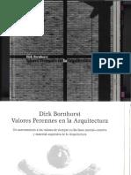 Valores Perennes de La Arquitectura