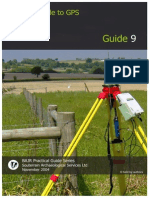 A Short Guide to GPS