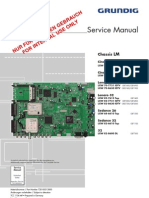 Grundig Chassis LM LCD TV Service Manual