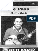 Guitar - Joe Pass - Jazz Lines (REH Video Booklet)