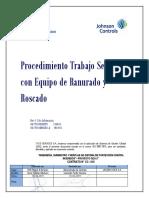 P-HSE-10 Procedimiento Trabajo Seguro con Equipo de Ranurado y Roscado.pdf