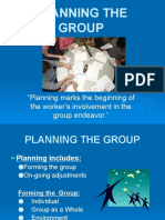 PLANNING THE GROUP Special addons.pptx