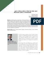 Reflexões legais e éticas sobre o final da vida. Uma discussão sobre a ortotanásia.pdf