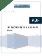Introduce Re in Asigurari