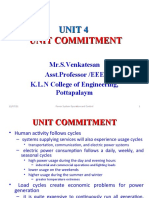 unit commitment