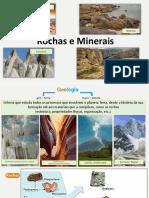 1. Rochas e Minerais