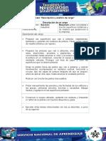 Evidencia 2 Formato Descripcion y Analisis de Cargo ACTIVIDAD 9