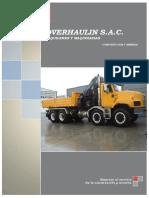 Brochure Overhaulin Sac 2015