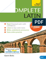 Complete Latin Beginner to Intermediate Course