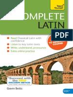Complete Latin Beginner to Intermediate Course