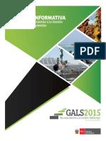Gals 2015 Cartilla Informativa