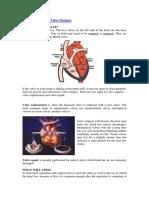 All About Cardiac Valve Surgery