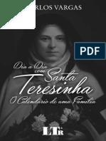 Pétalas de Rosa - Santa Terezinha