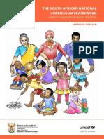 2015 South African National Curriculum Framework Abridged Version (1)
