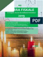 Barra Fiskale Në Shqipëri, Kosovë Dhe Ballk.perëndimor 2019