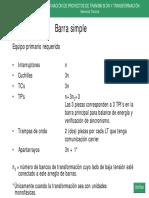 Barra Simple