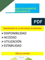 Inocuidad de Alimentos Transgénicos - Orlando Acosta (1)