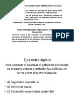 PLAN ESTATAL DE DESARROLLO DE TAMAULIPAS 2016-2022.pptx