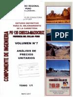 42 Analisis de Precios Unitarios Tomo 1de 1.pdf