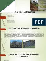 Suelos en Colombia