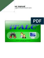 Italc Manual 20070129