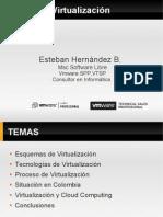 Virtualización en Colombia
