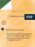 Bab 08 Pointer bahasa pemrograman C