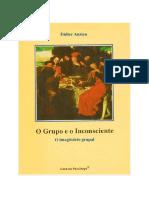 O Grupo e o Inconsciente - Didier Anzieu (Livro Completo)