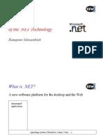 .Net Tech Basics