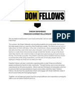 Freedom Organizing Fellowship