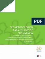 Conceptos Claves Para La Resolución Pacífica de Conflictos en El Ámbito Escolar.