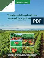 Trent'Anni Di Agricoltura Marsalese e Petrosilena - 1980 - 2010