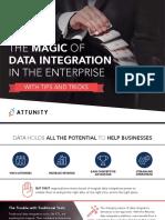 Attunity Magic of Data Integration Eguide