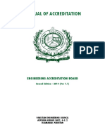 PEC Accreditation Manual 2014 (Ver. 1.1)
