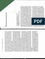 Tomasello (2013) 1.Reflexiones Sobre La Infraestructura. Los Origenes de La Comunicacion Humana