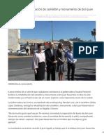 26-03-2019 CPA entrega rehabilitación de camellón y monumento de don Juan Navarrete - El Imparcial